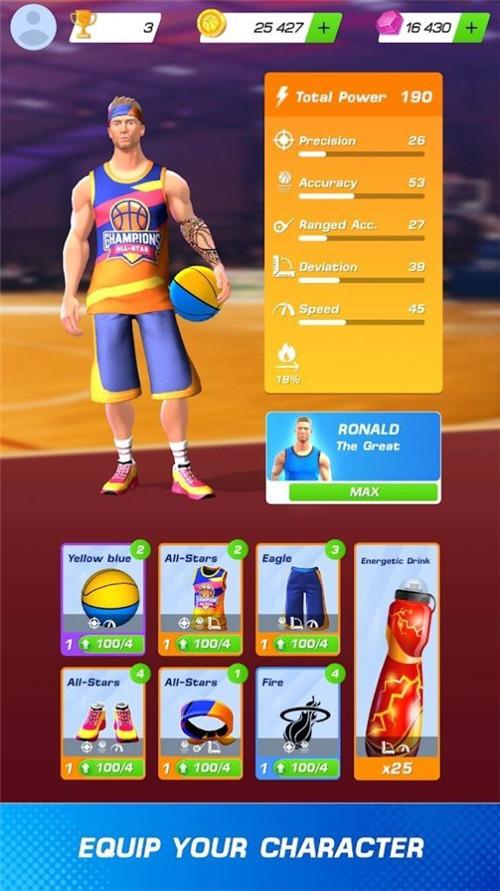 篮球冲突扣篮大赛中文版下载