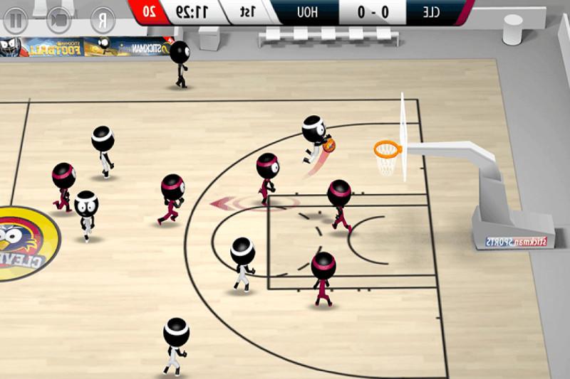 篮球冲突扣篮大赛中文版