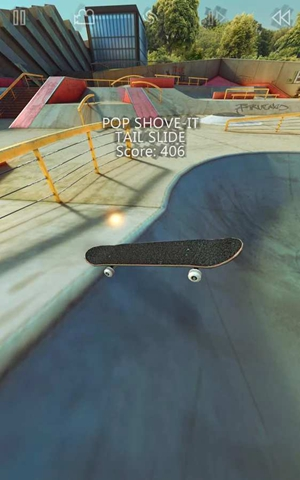 真实滑板游戏中文版下载