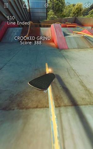 真实滑板游戏中文版