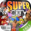 超级城市英雄卡汉化破解版