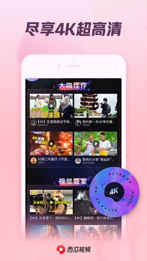 西瓜视频下载app最新版