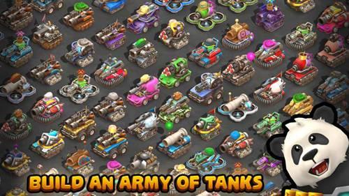 微型坦克多人混乱安卓完整版