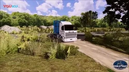 丝绸之路卡车模拟器中国地图破解版下载
