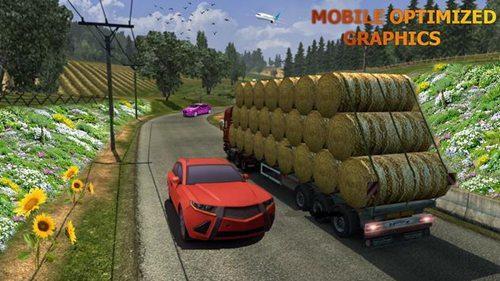 丝绸之路卡车模拟器中国地图破解版最新版